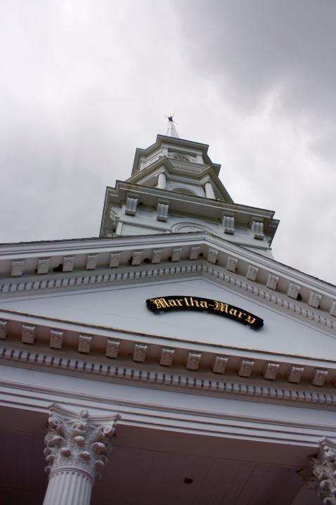 Martha Mary Chapel at Longfellow's Wayside Inn